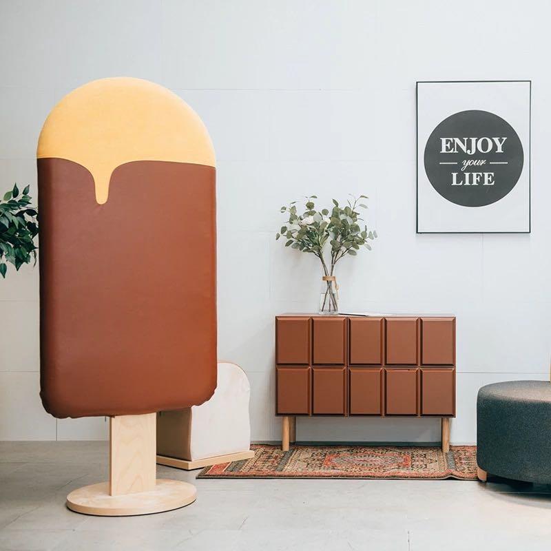 Ice Cream Themed Room