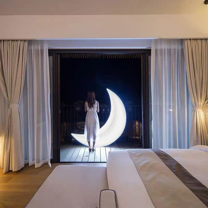 Take the moon home