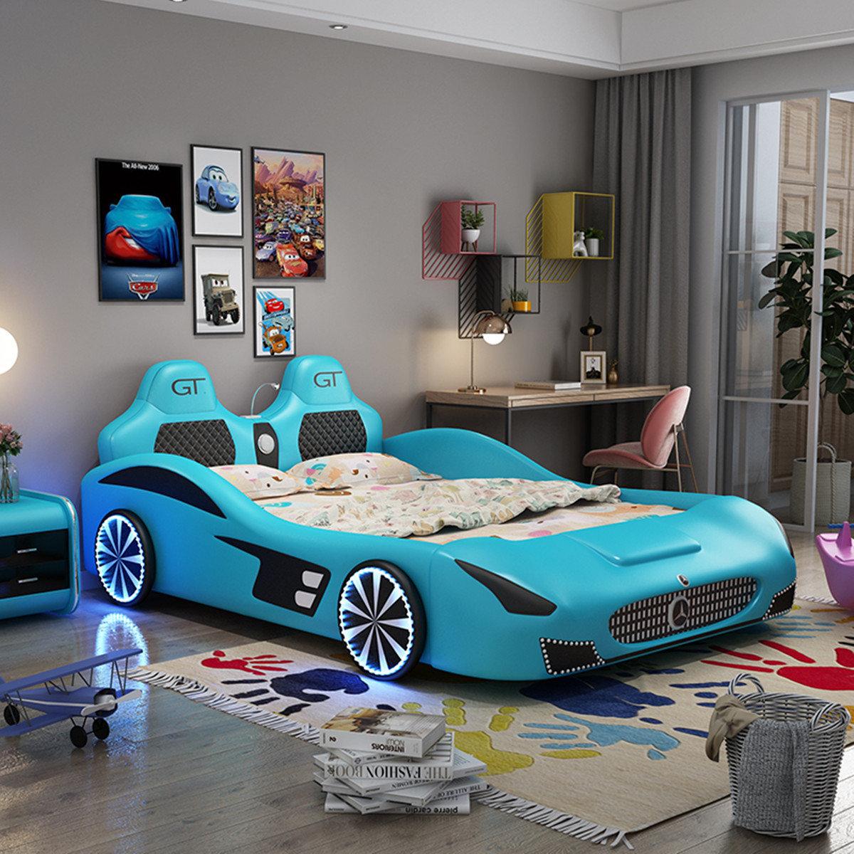 Sport Car Bed