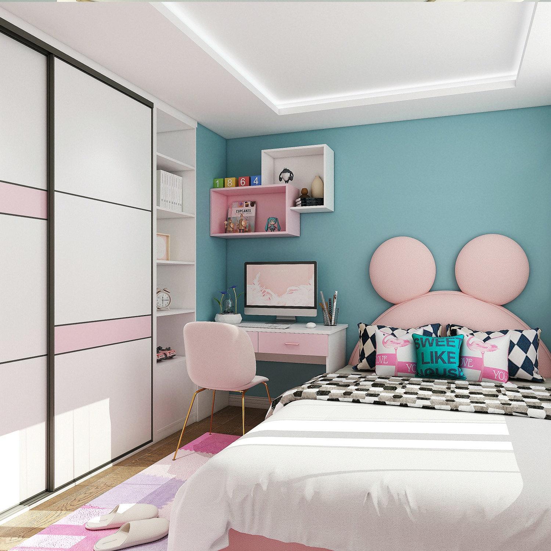 Pink Micky Room