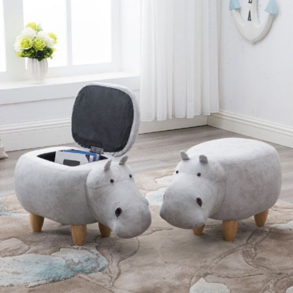 Hippo Stool