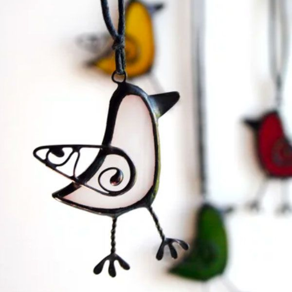 INOpets.com Anything for Pets Parents & Their Pets Bird Necklace