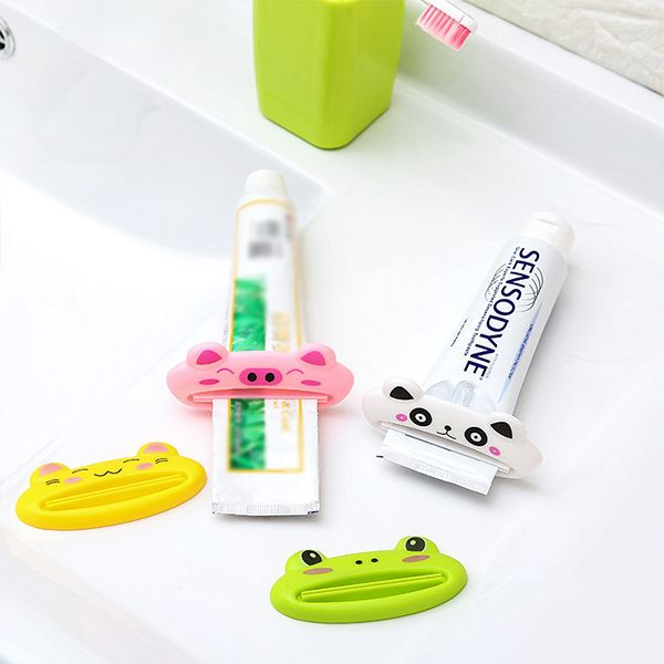 Cute Critter Toothpaste Squeezer