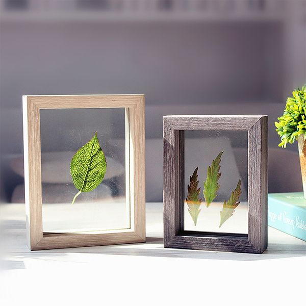 Double-Sided Photo Frames