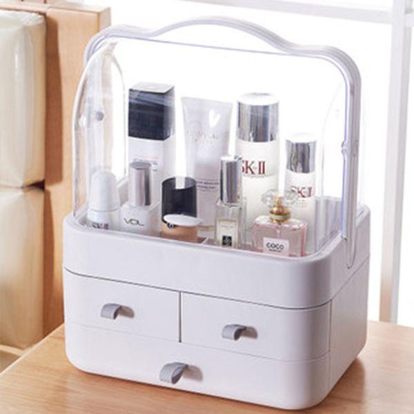 Large Vanity Cosmetics Organizer