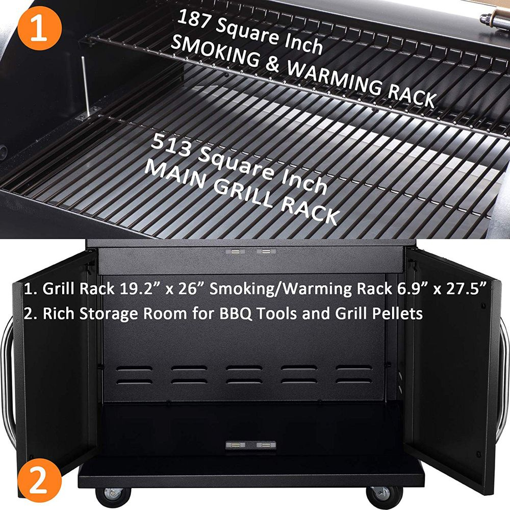 Z Grills 700e 8 In 1 Wood Pellet Grill Apollobox