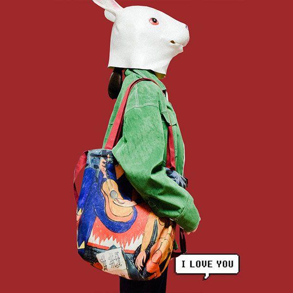 Matisse Print Tote Bag