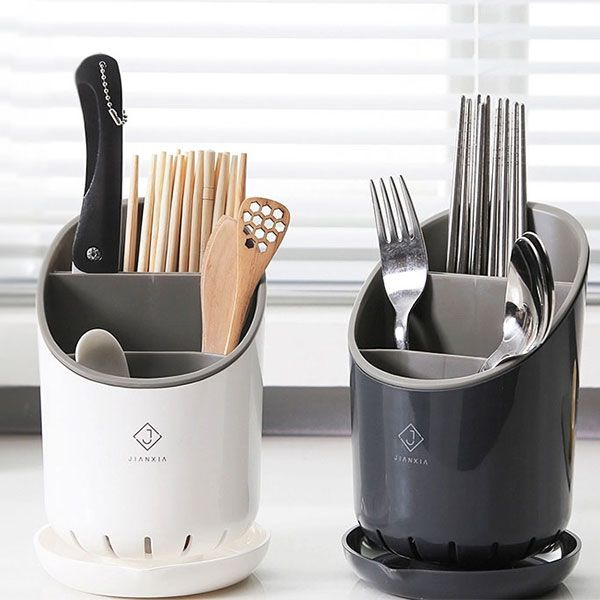 Utensil Holder/Drying Rack