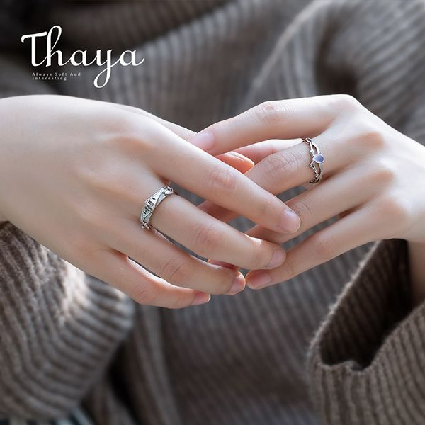 Thaya Princess & Knight Couple Rings