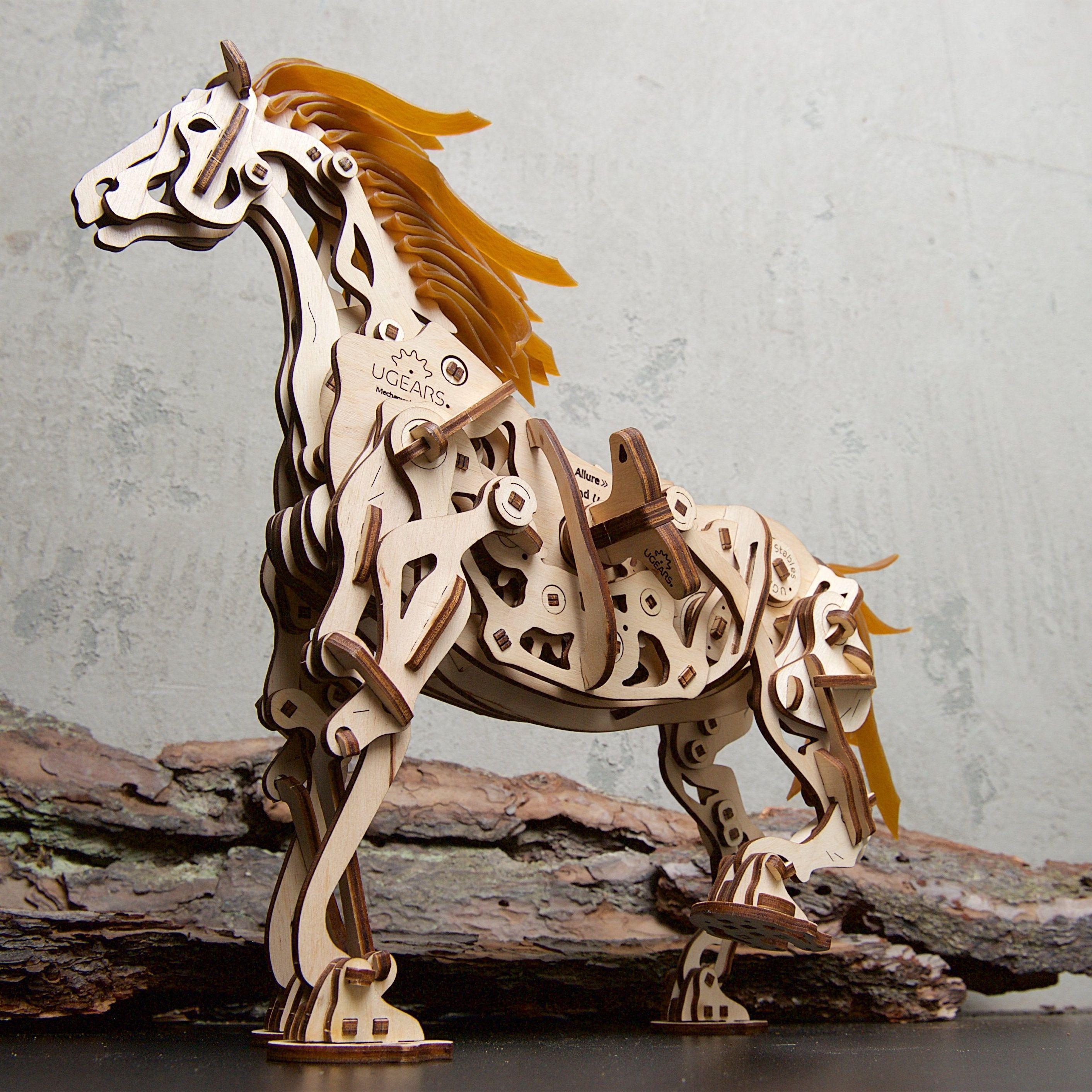 UGears Horse-Mechanoid from Apollo Box