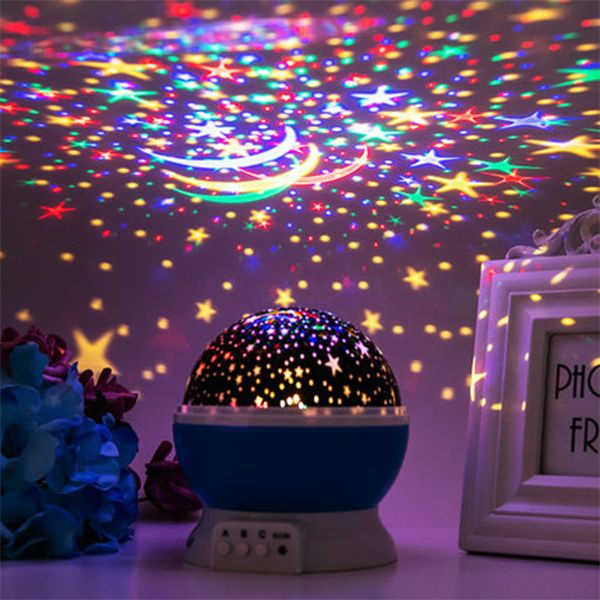 Starry Sky Night Light From Apollo Box
