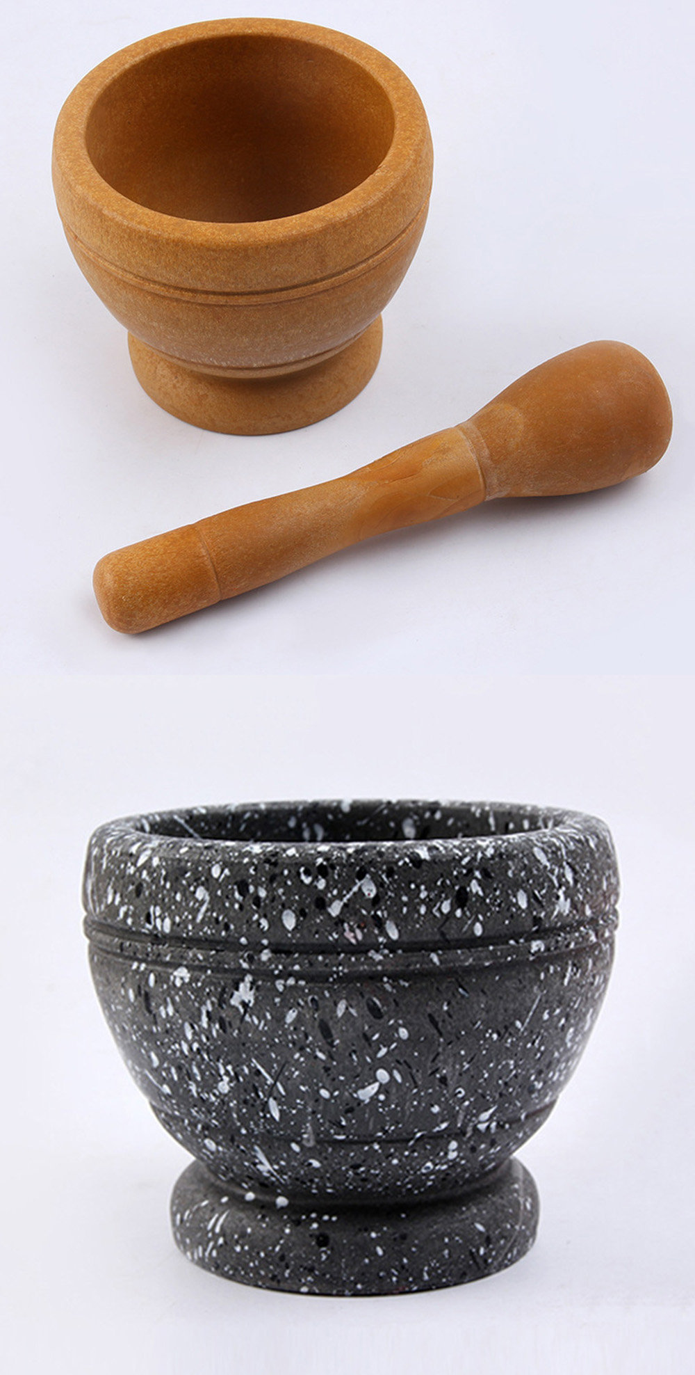 3 Home Decor Trends For Spring Brittany Stager: Marble Mortar & Pestle