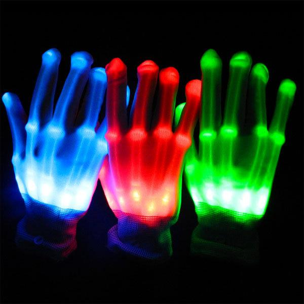 LED Colorful Gloves