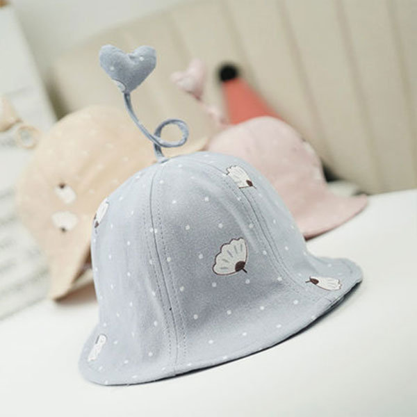 e121acde9577c ... product thumbnail image for Baby Heart Bucket Hat ...
