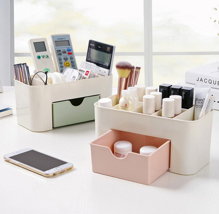 ... Product Thumbnail Image For Plastic Makeup Storage Box ...