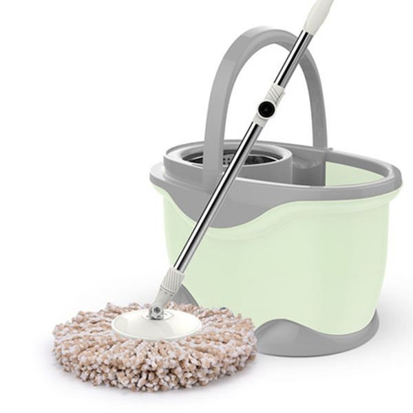 Spin Mop Bucket Floor Cleaning System