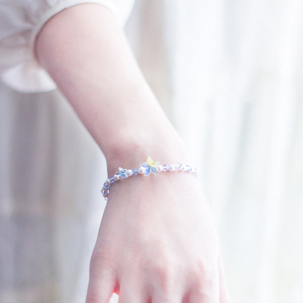 b7b525b83 ... product thumbnail image for Swarovski Crystal Star Bracelet ...