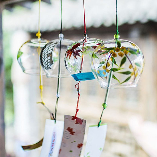 Japanese-style Clear Wind Chime