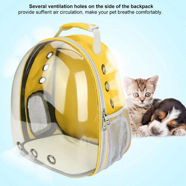 Transparent Pet Backpack