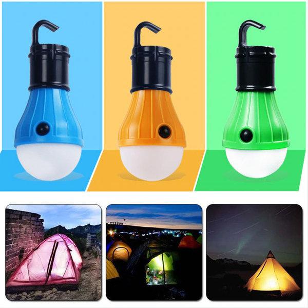 Waterproof Portable Tent LED Lamp