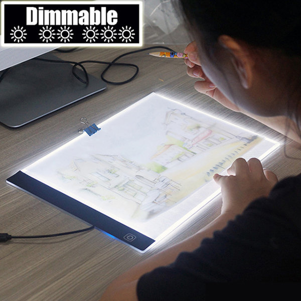 LED Artist's Light Table