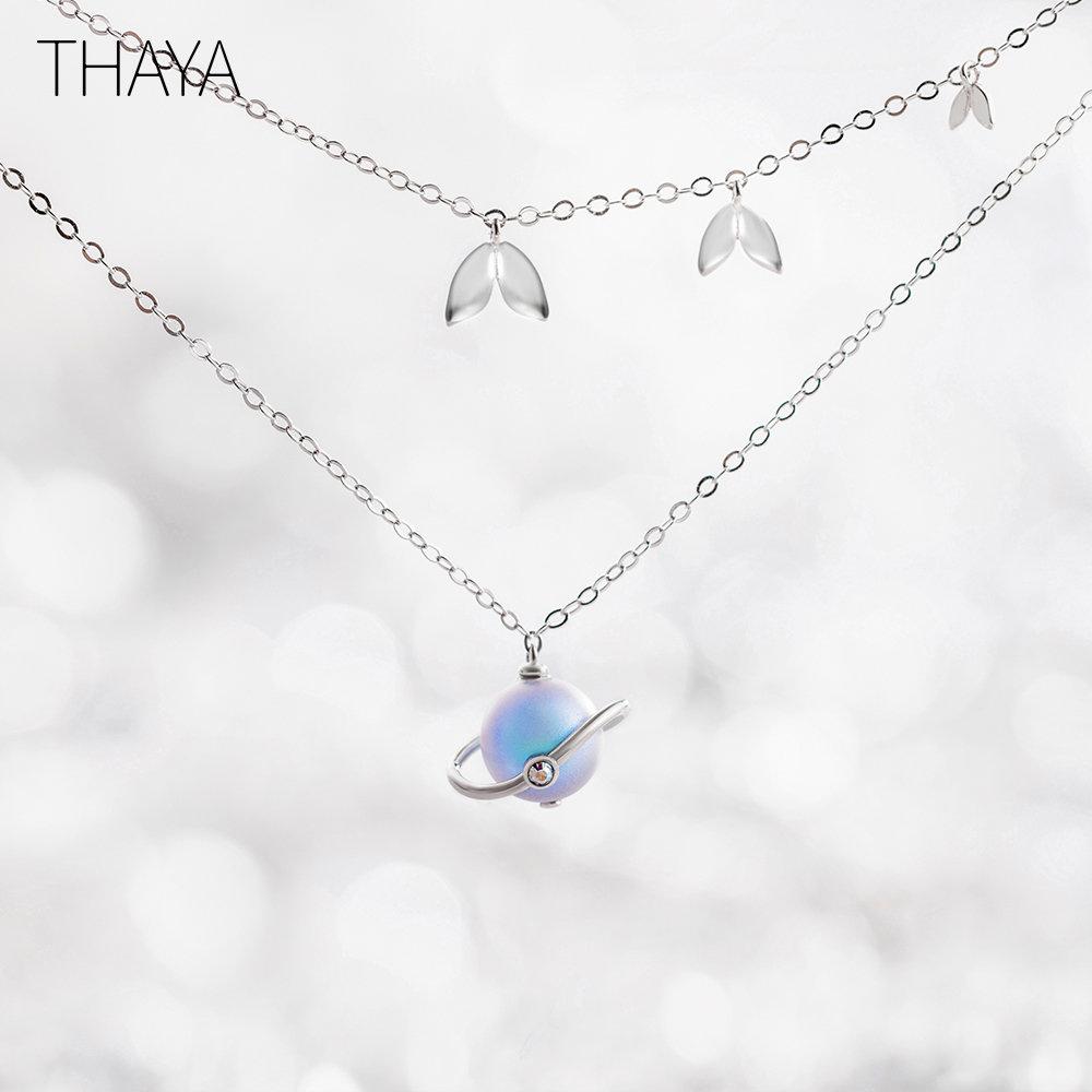Thaya Midsummer Night's Dream Design Necklace