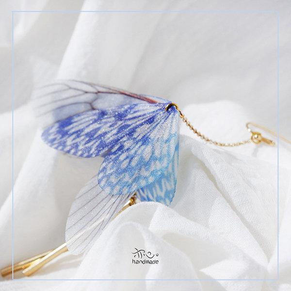 Festive Butterfly Earring