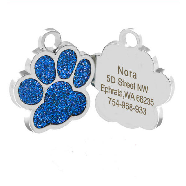 Personalized Dog Tags From Apollo Box