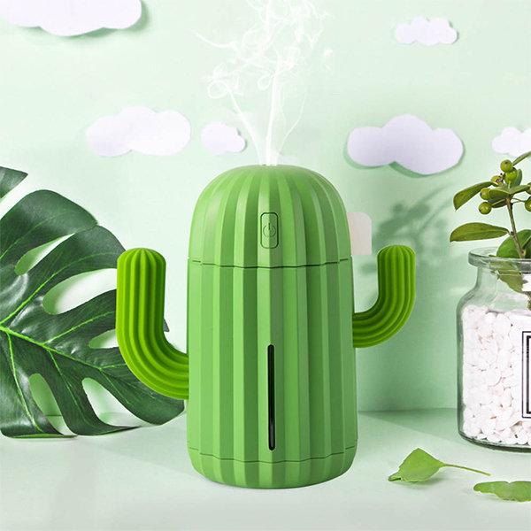 Cactus-Shaped Humidifier