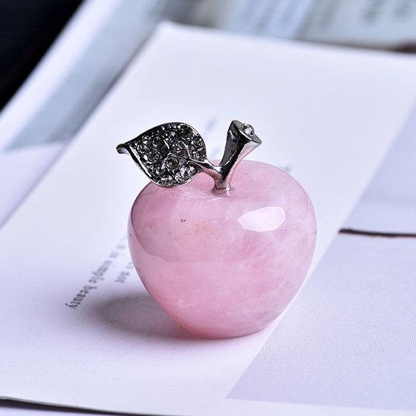 Rose Quartz Apple