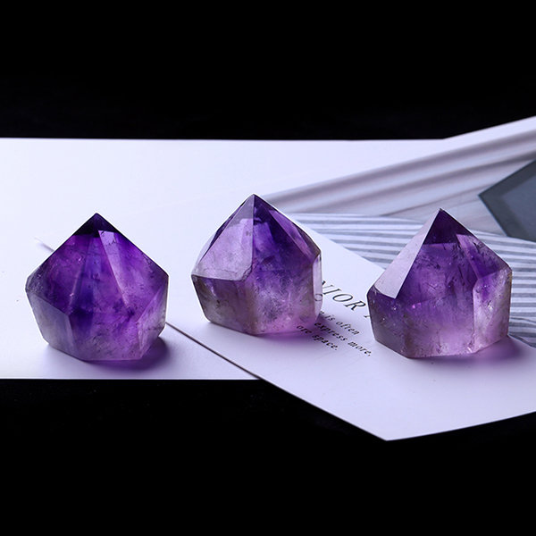 Single Terminated Amethyst