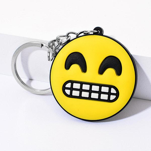 Keychains llavero/ /Key Ring/ /Portallaves /Multicolor/ /Face/ /Goma/ /The Doctor/ /Valentino Rossi/
