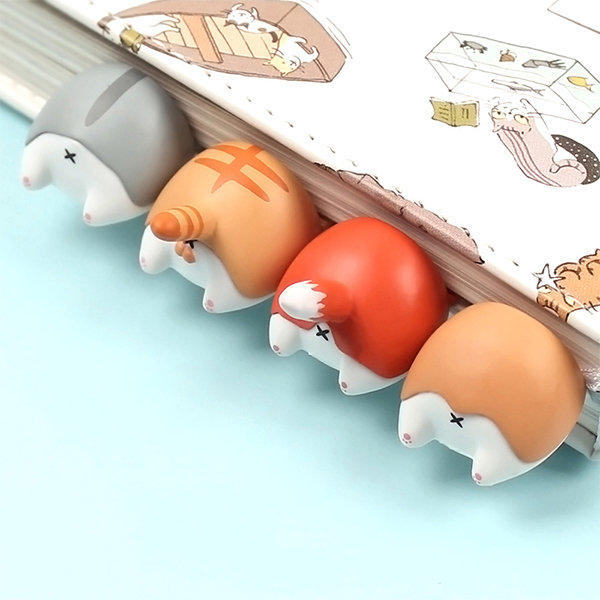 Funny Animal Bookmarks
