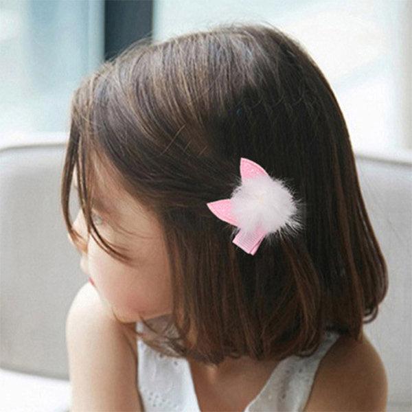 ZN Cat Ear Hair Bow Clips