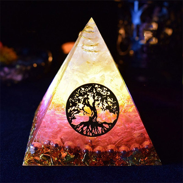 b4c8c77afc Tree of Life Orgonite Pyramid from Apollo Box