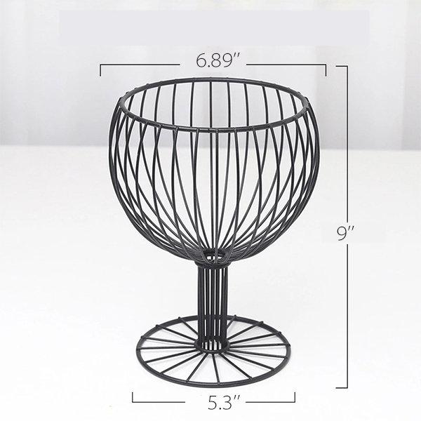 Nordic Storage Basket Desktop
