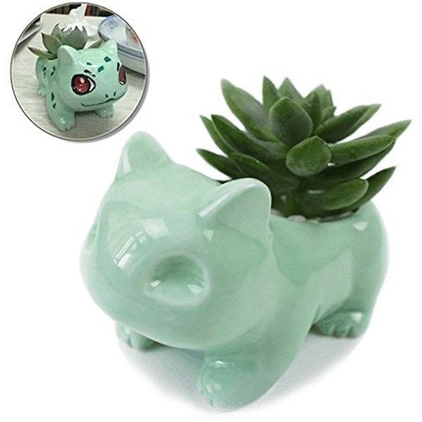 Bulbasaur Ceramic Flower Pot