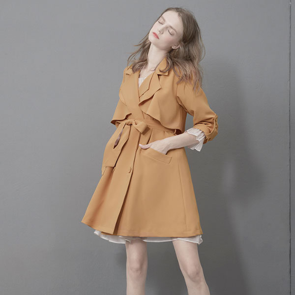 cheap for discount b2bc5 bb3df Simply Elegant Trench Coat from Apollo Box
