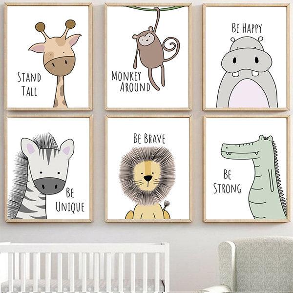Animal Wall Decor For Nursery from sp.apolloboxassets.com