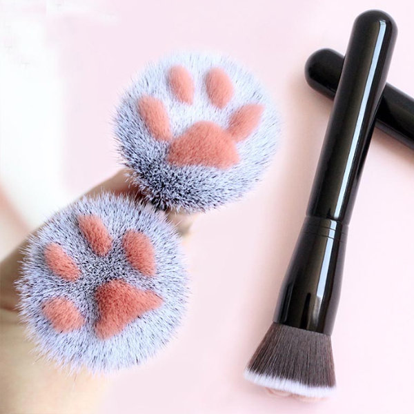 Cat Claw Makeup Brush