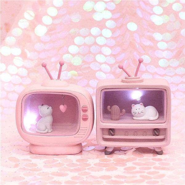 Adorable Mini Lamp - Cat or Unicorn