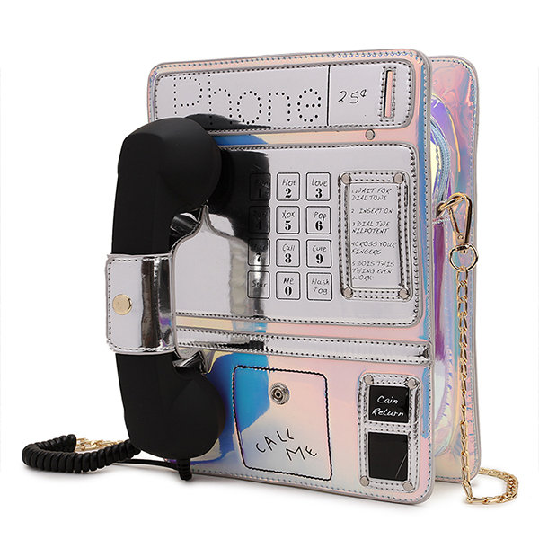 Phone Model Crossbody Bag