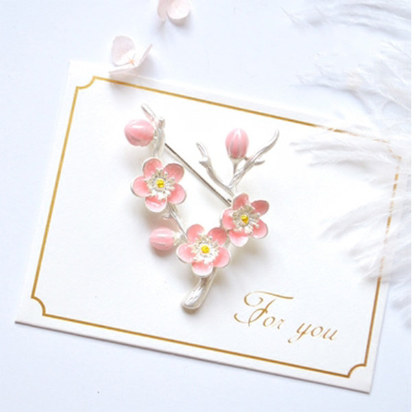 Cherry Blossom Broach