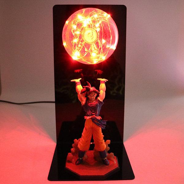 Dragon Ball LED Lamp