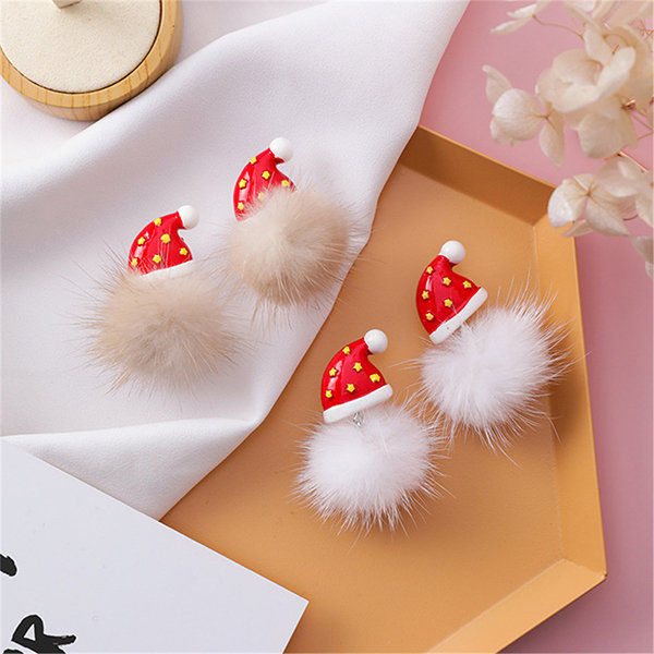 Christmas Stud Earrings