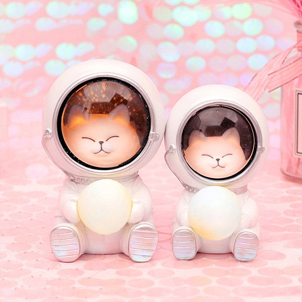 Animal Astronaut Night Light