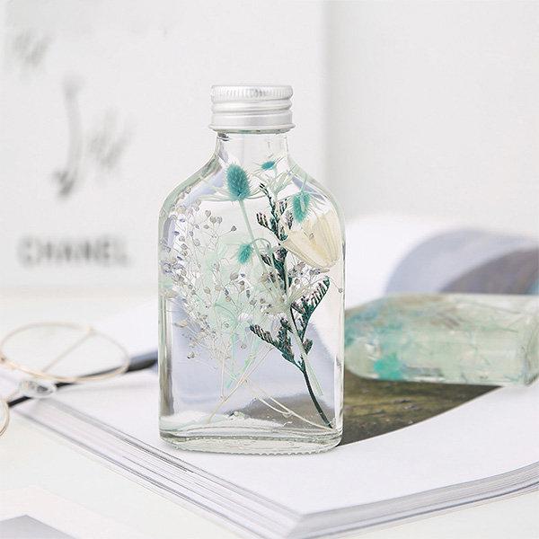 Preserved Flower Bottle