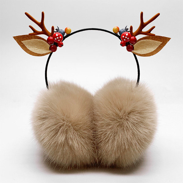 Antlers Winter Earmuffs