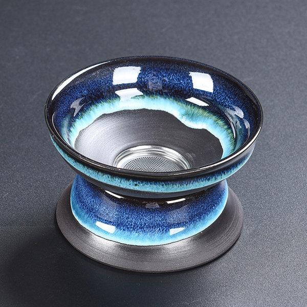 Ceramic Tea Strainer