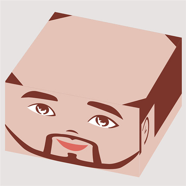 Bald-Headed Notepad